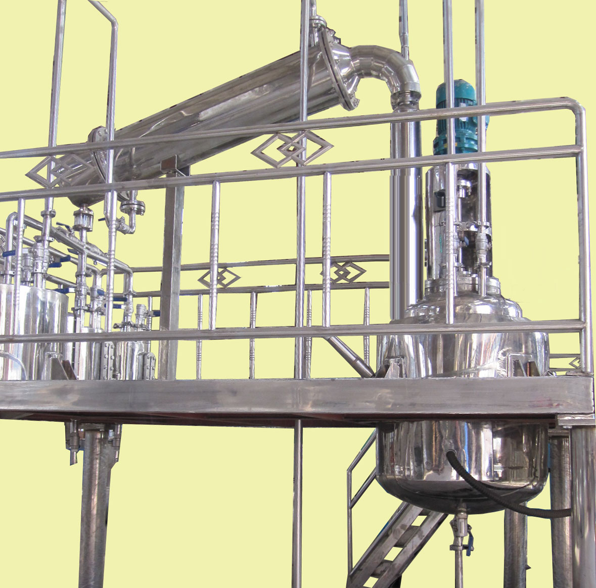 urea formaldehyde resin reactor